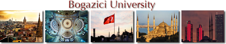Brochure Header - Bogazici University