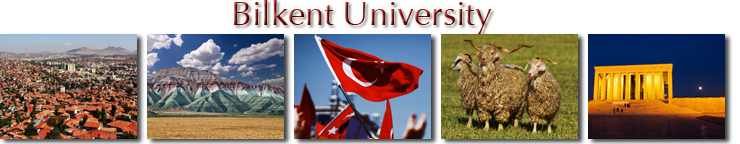 Brochure Header - Bilkent University