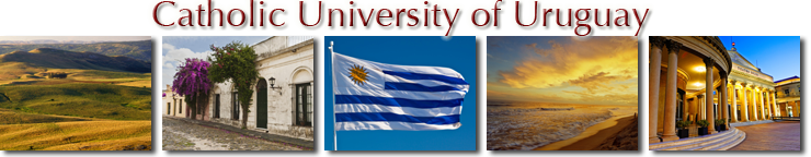 brochure header-catholic university of uruguay
